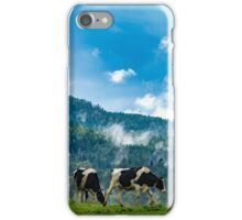 Cows in the Clouds iPhone Case/Skin