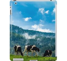 Cows in the Clouds iPad Case/Skin