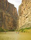 Busy Day on the Rio Grande by Tamas Bakos