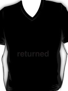 returned T-Shirt