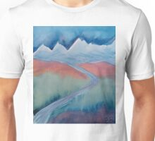 The Himalaya and The River Ganges Unisex T-Shirt