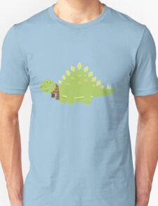 ScarfTegosaurus T-Shirt