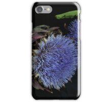 Artichoke flowers iPhone Case/Skin