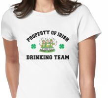 Irish Drinking Team Womens Fitted T-Shirt