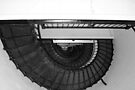 St. Augustine Lighthouse Stairs by RebeccaBlackman