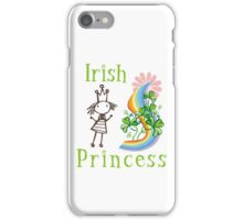 Irish Princess iPhone Case/Skin