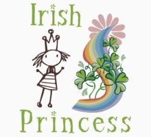 Irish Princess One Piece - Long Sleeve