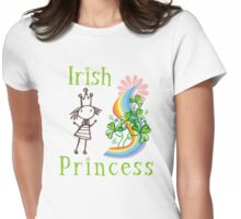 Irish Princess Womens Fitted T-Shirt