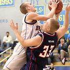 Charge or Block? by Kent Nickell