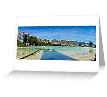 Santa Cruz de Tenerife Greeting Card