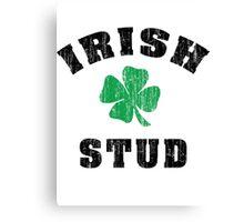 Irish Stud Canvas Print