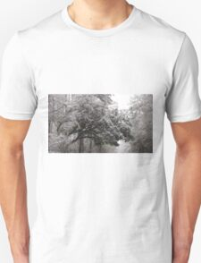 Snow in the Trees Unisex T-Shirt