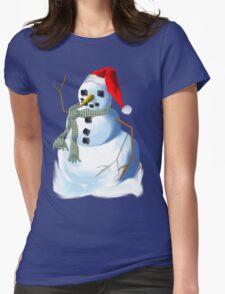 Christmas Snowman T-Shirt