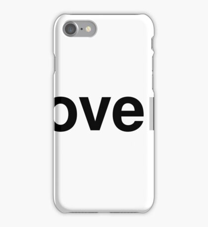 covers iPhone Case/Skin
