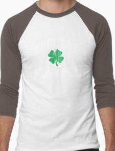 St. Patrick's Day Men's Baseball ¾ T-Shirt