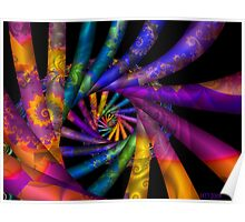 One of a Kind Spiral Poster