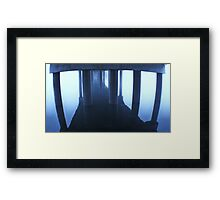 Mysterious.... Framed Print