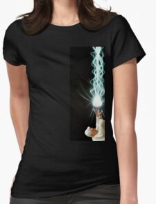 Our Sith Lord, the Pope Womens Fitted T-Shirt
