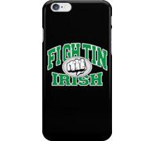 Fighting Irish iPhone Case/Skin