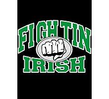 Fighting Irish Photographic Print