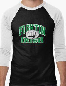 Fighting Irish Men's Baseball ¾ T-Shirt