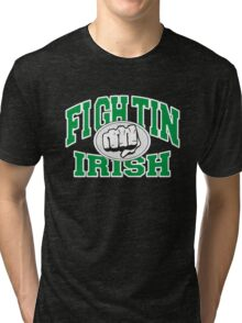 Fighting Irish Tri-blend T-Shirt