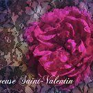Valentin, amour et dentelle by Johanne Brunet