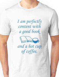 Good Book And Coffee Unisex T-Shirt