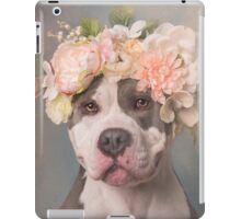 Flower Power, Bertha Bean iPad Case/Skin