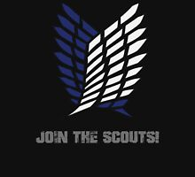 Attack on Titan - Join the Scouts! Unisex T-Shirt