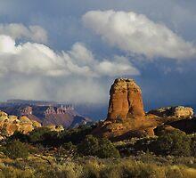Afternoon Lights, Utah by Tamas Bakos