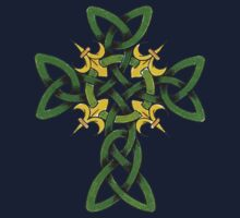 Irish Cross Kids Tee