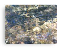 LCD Canvas Print