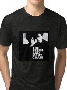 The Jesus And Mary Chain Tri-blend T-Shirt