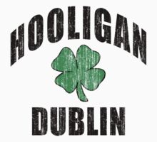 Irish Hooligan Dublin Kids Tee