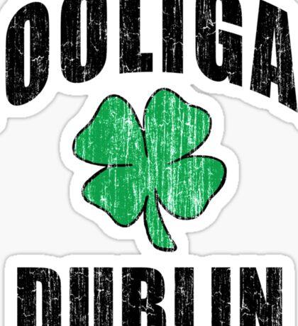 Irish Hooligan Dublin Sticker