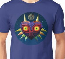 Majora's Mask (Low-Poly) Unisex T-Shirt