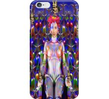 Robot Butterfly iPhone Case/Skin