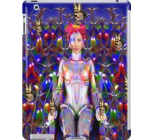 Robot Butterfly iPad Case/Skin