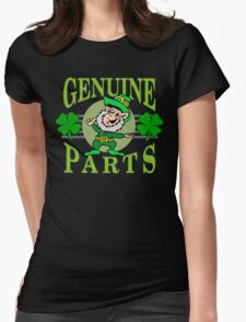 Funny Irish Womens Fitted T-Shirt