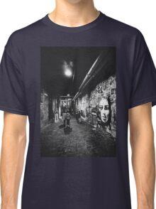 Seattle, Post Alley murals Classic T-Shirt