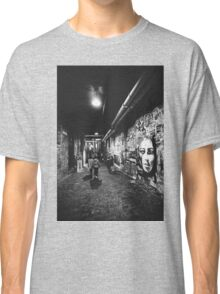 Seattle, Post Alley murals Classic T-Shirt