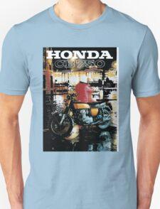 Honda CB750 'orange jacket' (70's advert) T-Shirt