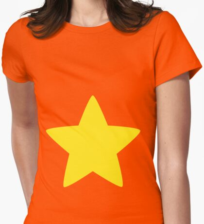Steven Universe Star Shirt Womens Fitted T-Shirt