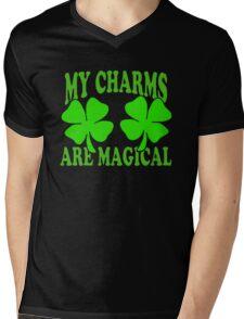 St. Patrick's Day Mens V-Neck T-Shirt