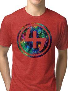 47 LSD ACID OIL CIRCLE  Tri-blend T-Shirt