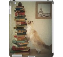 Curious iPad Case/Skin