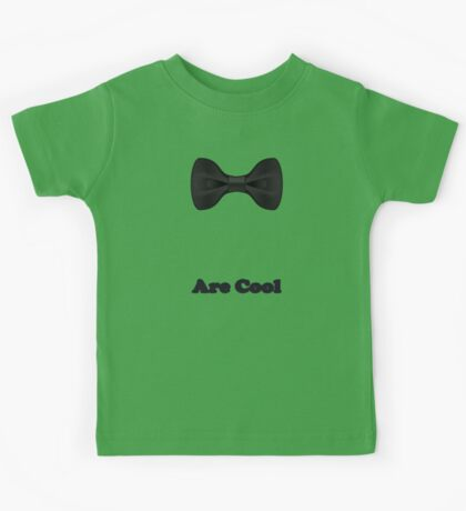 Baby Bow Tie - Jumpsuit - T-Shirt - Are Cool - Clothing Sticker Kids Tee