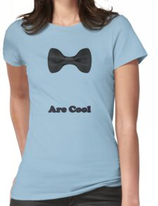 Baby Bow Tie - Jumpsuit - T-Shirt - Are Cool - Clothing Sticker Womens Fitted T-Shirt