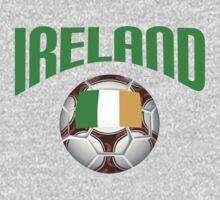 Ireland Soccer Kids Clothes